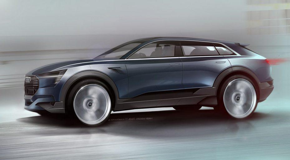 Audi quattro e-tron concept: El anticipo del Q6 y la confirmación del SUV eléctrico con más de 500 km de autonomía