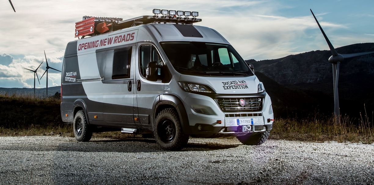 Fiat Ducato 4x4 Expedition 2