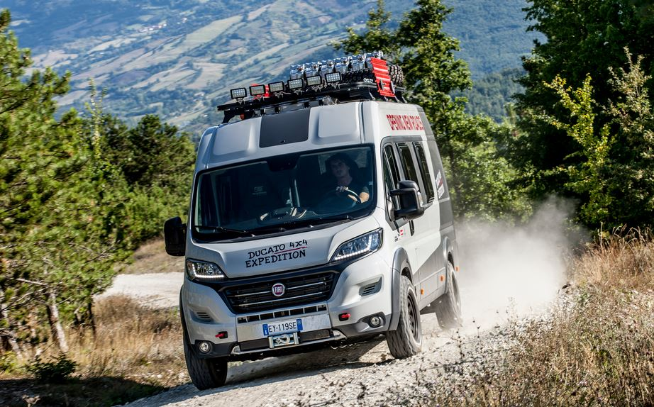 Fiat Ducato 4x4 Expedition 3