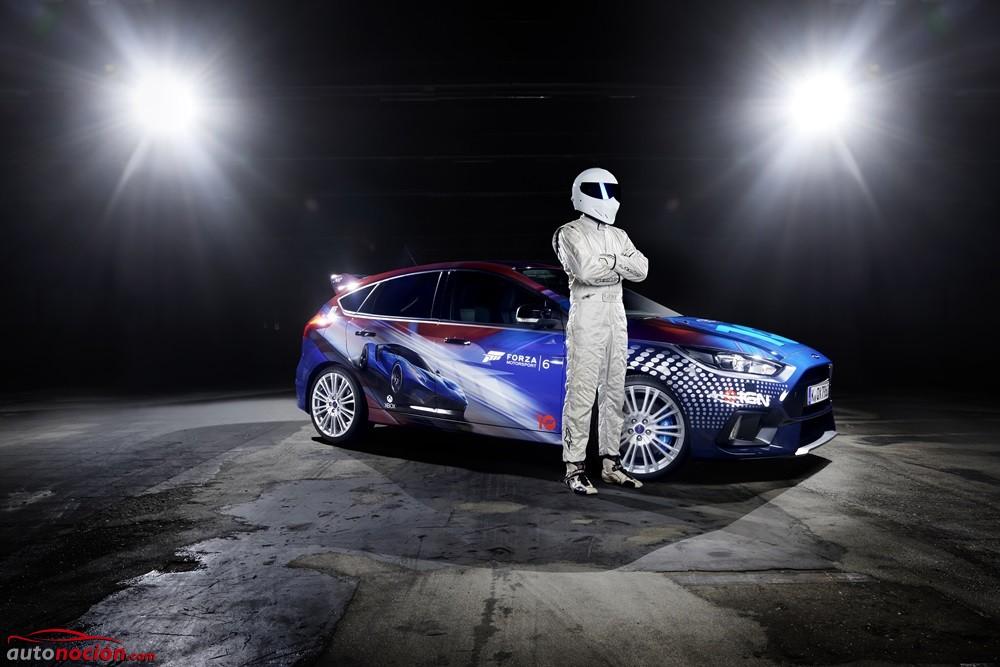 Un Ford Focus RS muy especial y 'The Stig', protagonistas de oro en la apertura del Gamescom 2015