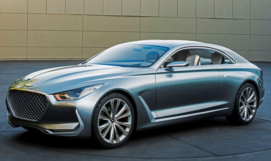 Hyundai Vision G Concept Coupé: Así de espectacular es el futuro ADN de la marca coreana