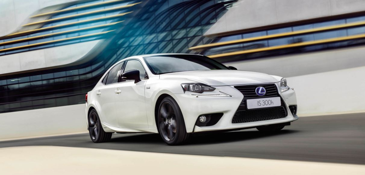 Lexus IS300h Sport 2