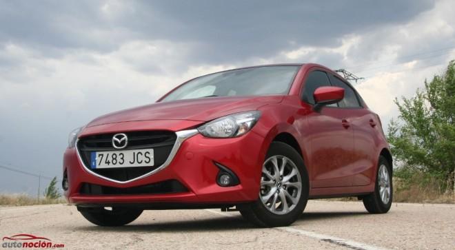 Prueba Mazda2 Style+ 1.5 Skyactiv-G 75 CV: Un pequeñajo con muy buen tacto