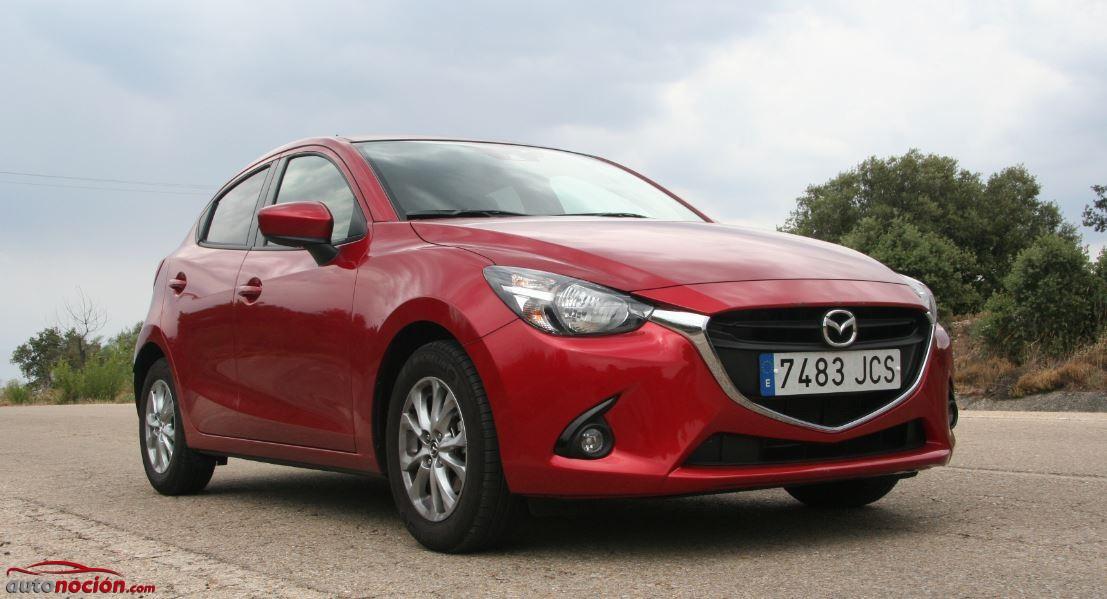 El Mazda2 diésel también se despide del mercado español: Sus ventas han sido muy bajas