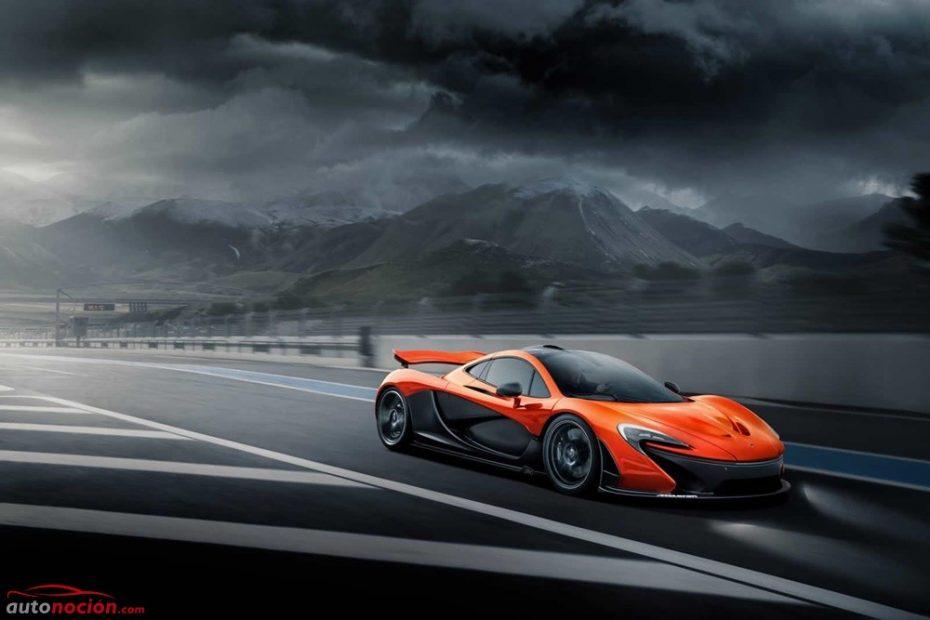 McLaren nos presenta un llamativo P1 rico en fibra de carbono, pero lo mejor aun está por llegar