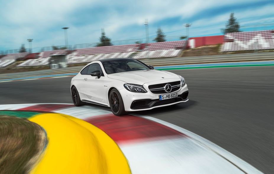 Mercedes-AMG C63 Coupe 4