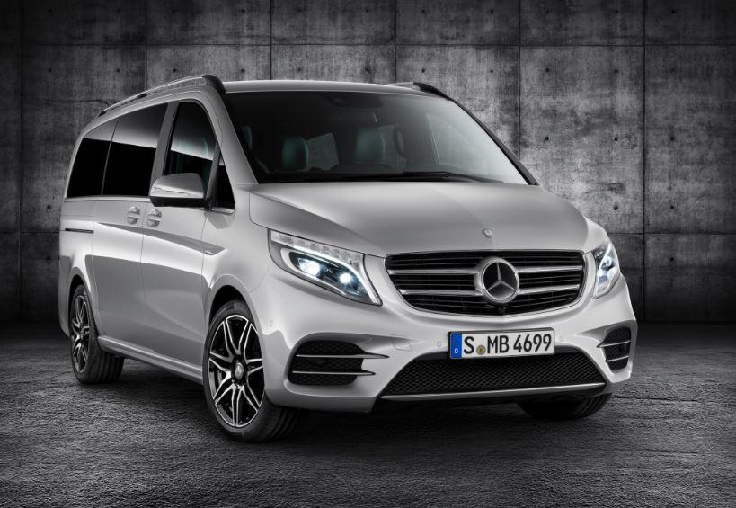 La Clase V de Mercedes-Benz más deportiva y dinámica: A finales de 2015 disponible con AMG Line