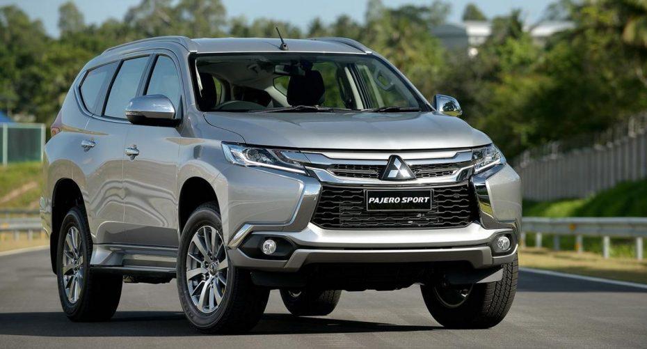 El Mitsubishi Pajero Sport ve la luz de forma oficial…
