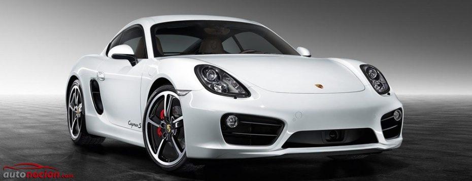 Porsche Exclusive nos revela su último y llamativo Cayman S