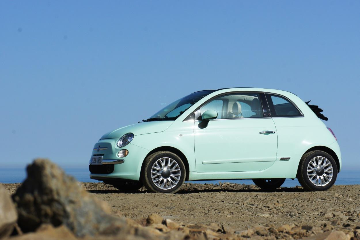 Prueba Fiat 500C 1.3 Multijet 95 CV Lounge: Corre que se las pela sin gastar casi nada