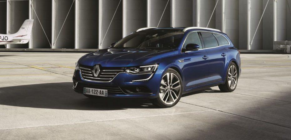 Renault Talisman Sport Tourer: La variante familiar más atractiva del segmento D galo