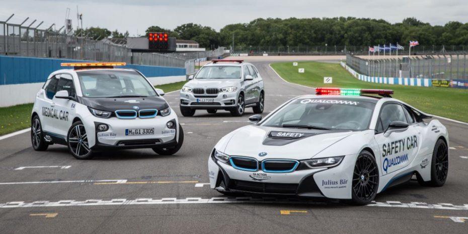 La seguridad de la Fórmula E correrá una vez más a cargo de BMW