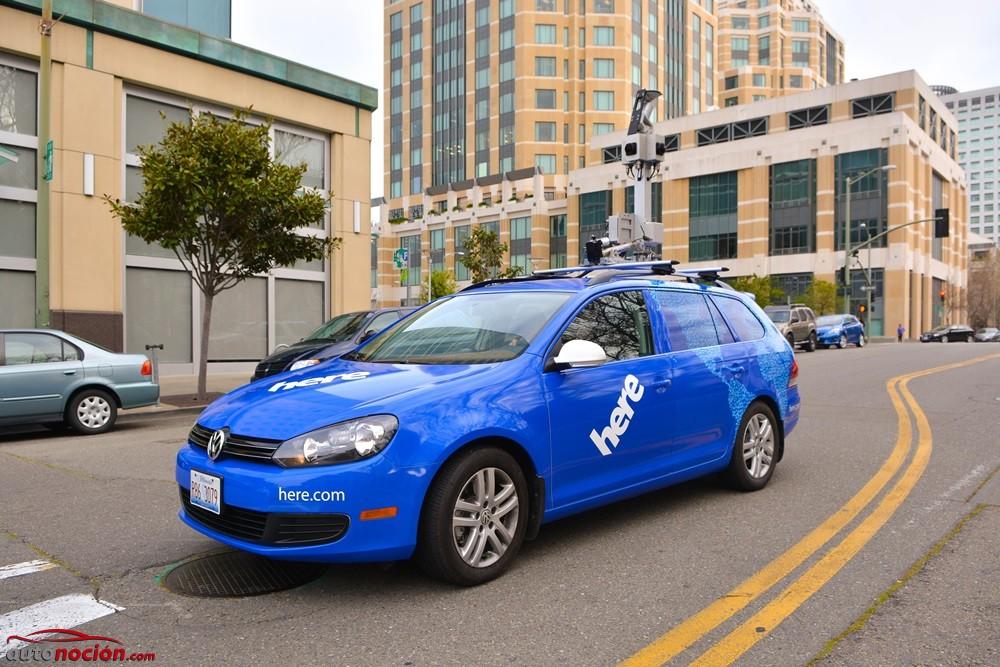 HERE, el servicio de mapas de Nokia, pasa a manos alemanas ¿Qué traman Audi, BMW y Daimler?