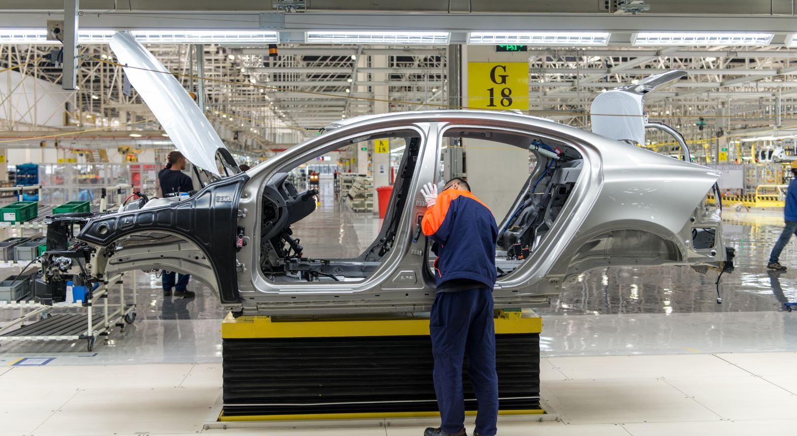 Volvo produccion