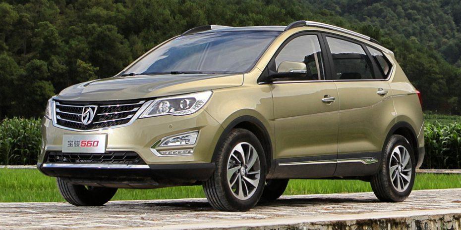 El nuevo crossover low-cost de GM se denomina Baojun 560: A la venta en China desde 11.350 €