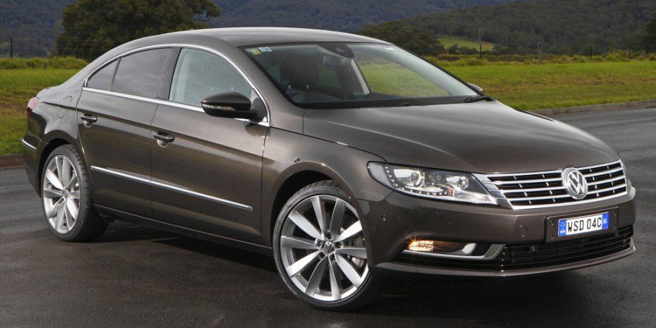 Este mes el Volkswagen CC tiene una promoción muy fuerte: Desde 25.500 €