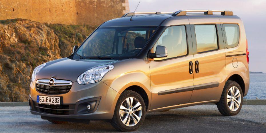 El Opel Combo actualiza su oferta de motores pero se queda sin lavado de cara