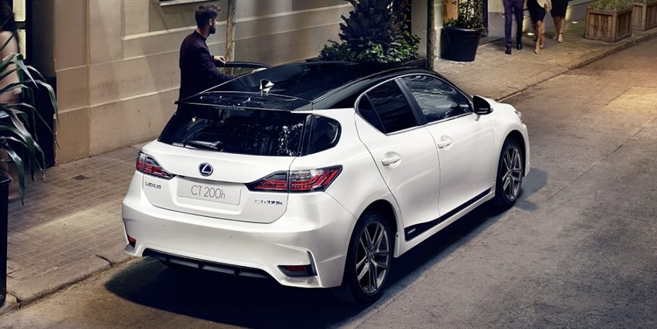 """Nuevo Lexus CT200h """"Sport Edition"""": Más equipo a un precio muy ventajoso"""