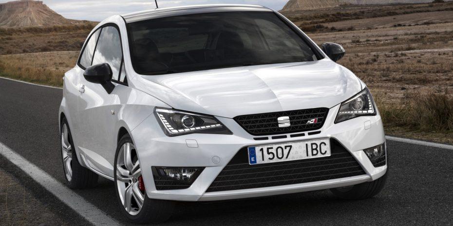 Ya es oficial: El SEAT Ibiza Cupra estrena el motor 1.8 TSI con 192 CV y caja manual
