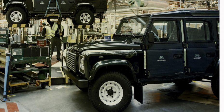 Jaguar-Land Rover abrirá una planta de producción en Eslovaquia: Ahorro de costes para los británicos