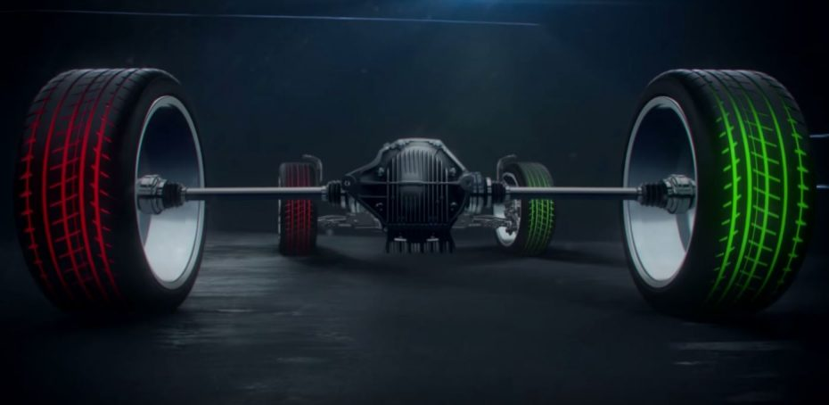 Mercedes-AMG nos muestra el diferencial autoblocante controlado electrónicamente del C63 S Coupé