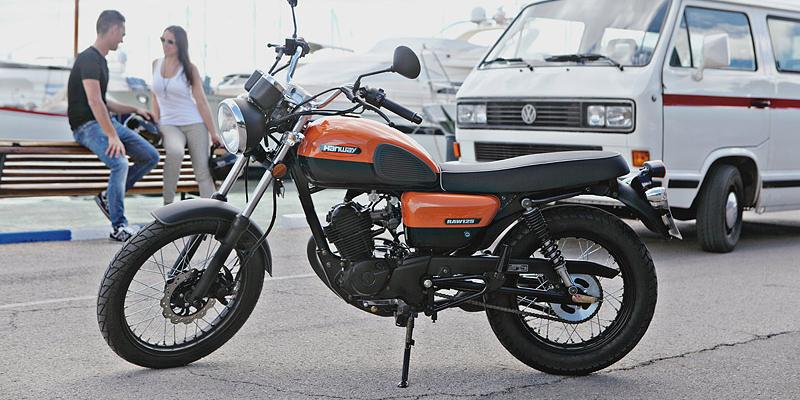 Las motocicletas de origen chino, cada vez más populares en España: Echa vistazo al listado