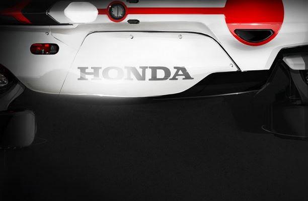Honda Project 2&4 powered by RC213V: ¿Esto qué es?, ¿una especie de Ariel Atom japonés?