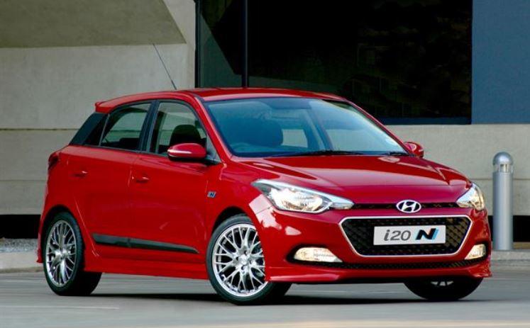 Hyundai nos muestra el i20 N Sport: Un toque más deportivo y algo más de potencia