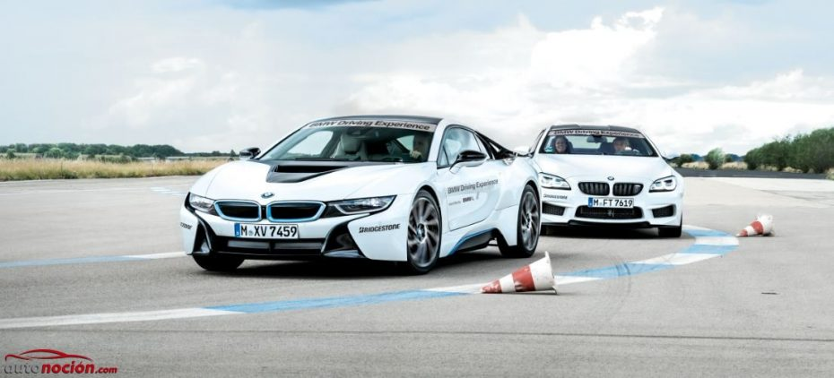 Nuevos cursos BMW Driving Experience: Eléctricos 100% y vehículos M que conocen al i8…