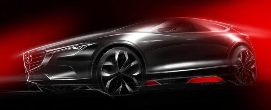 Mazda nos muestra el Concept Koreu: ¿Podríamos hablar de un posible CX-4?