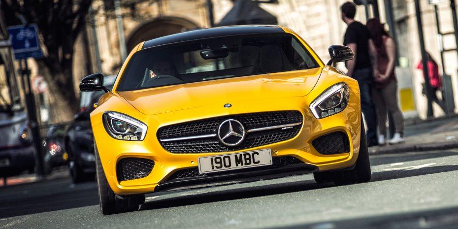 Ventas de las novedades más recientes en Alemania durante julio: El AMG GT se agota y ya hay lista de espera