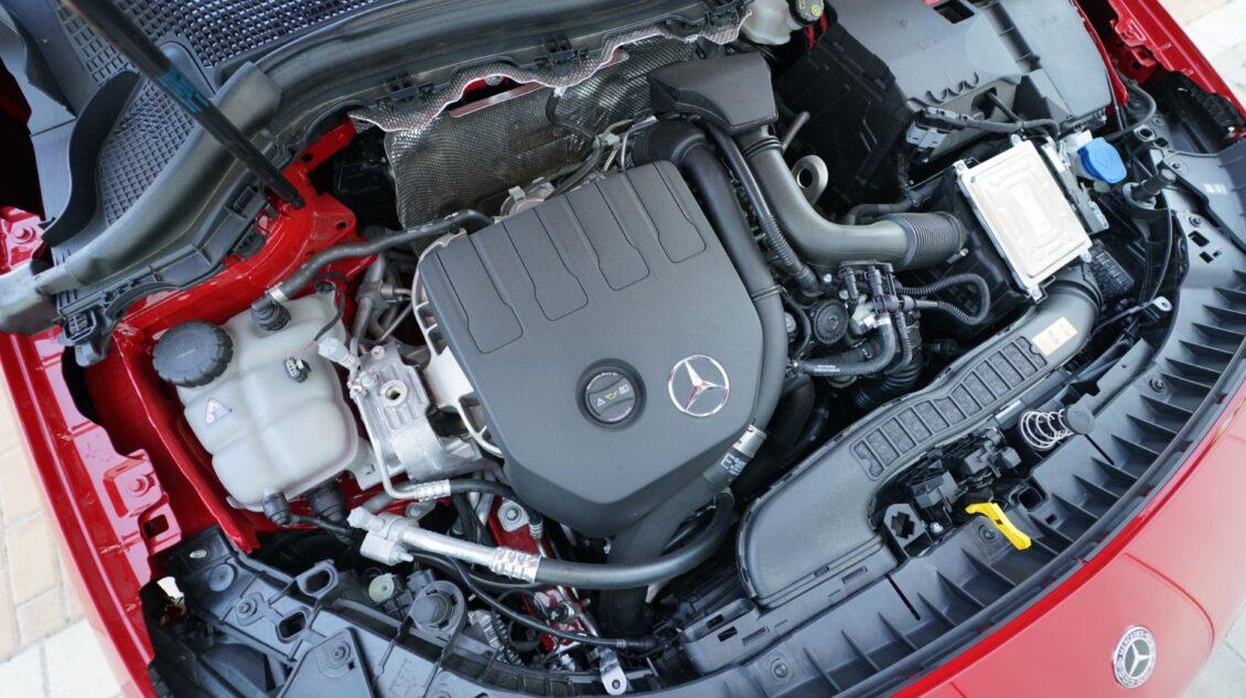 Estos son los motores Renault que montan algunos modelos de Mercedes en la actualidad