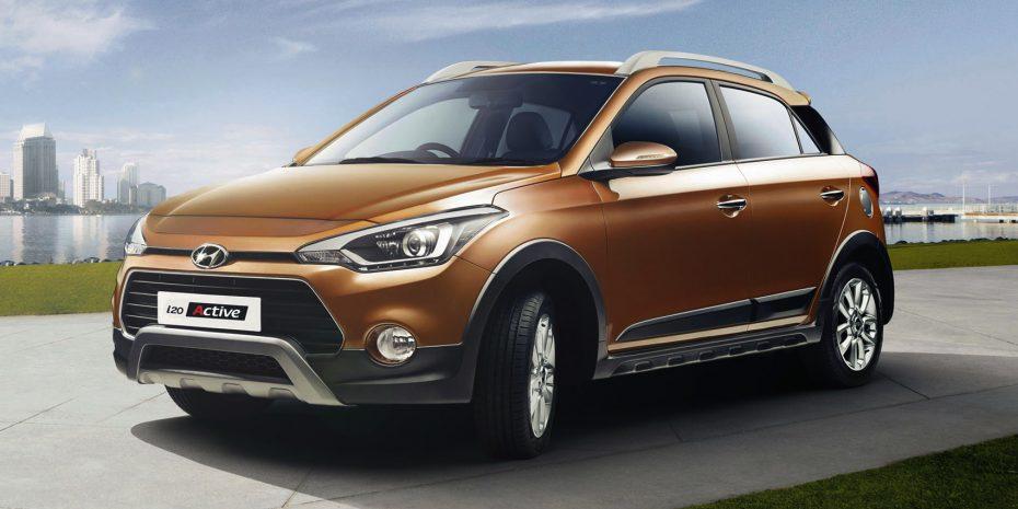 Hyundai llevará a Frankfurt el i20 Active: El VW CrossPolo ya tiene un rival directo