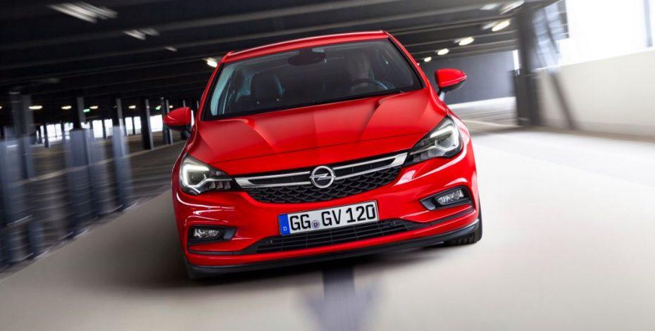 Opel nos habla sobre su dieta: El Astra pierde hasta 200 kg en estos puntos