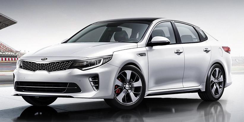 Actualizado | Kia presentará en Frankfurt el nuevo Optima: Llegará en versión GT con casi 250 CV