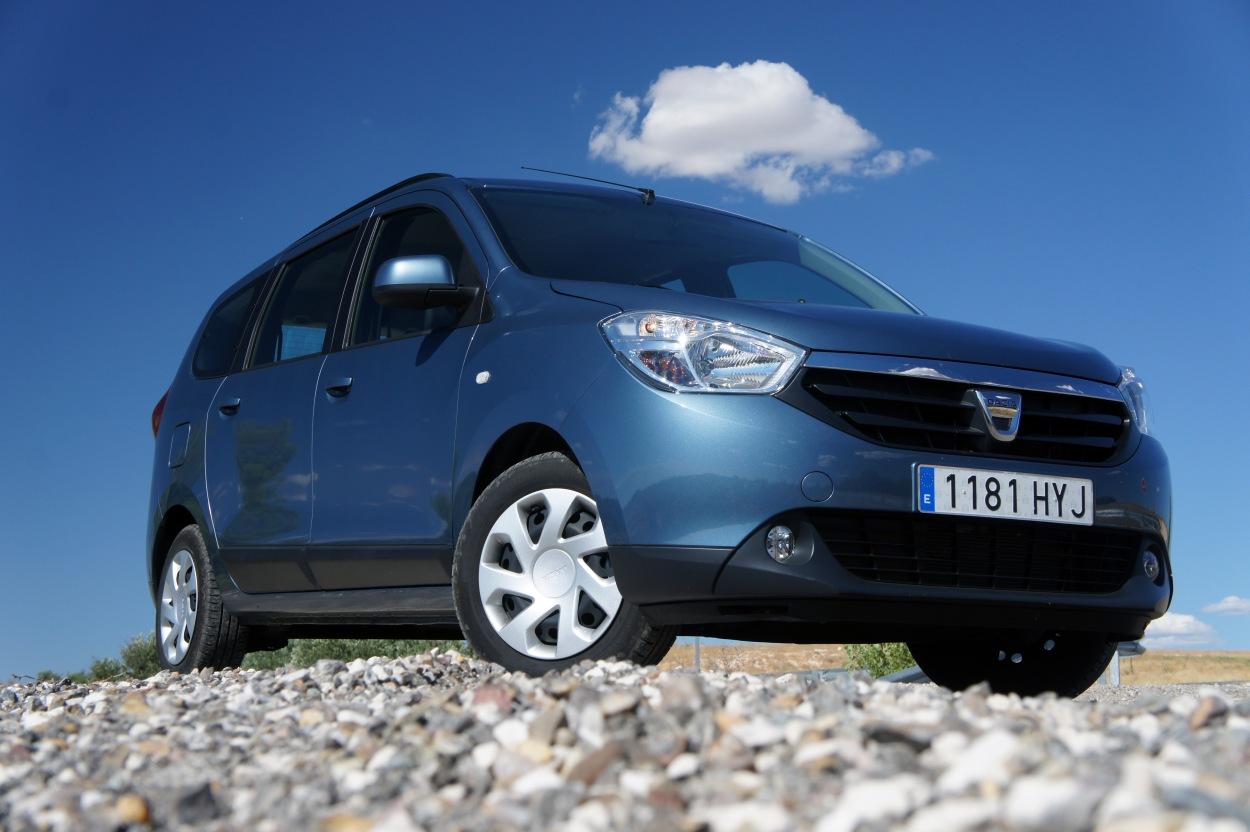 Prueba Dacia Lodgy 1.6 MPI 85 CV GLP Laureaté 7 plazas: La alternativa alternativa