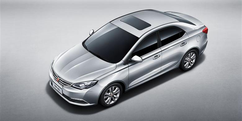 Roewe lanza en China el 360: Una nueva berlina compacta
