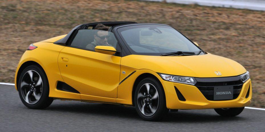 El Honda S660 tiene tanto éxito que no se puede cubrir la demanda: Ya no hay unidades hasta 2016