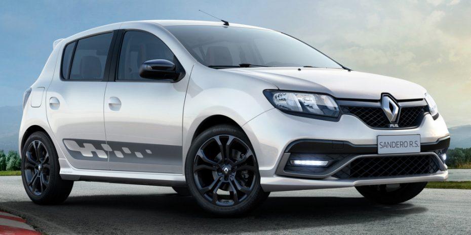 El Renault Sandero RS inicia su comercialización en Brasil: ¿Pagarías 15.000 € por él?