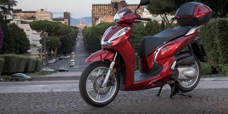 Honda lidera el mercado de las dos ruedas durante julio: Kymco y Yamaha amenazan su reinado