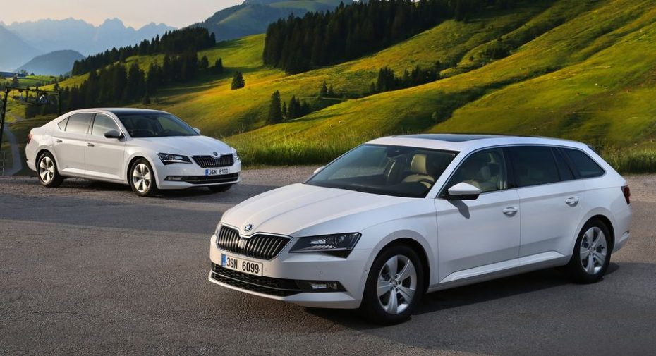 ŠKODA Superb GreenLine: ¿Más de 1.780 km de autonomía en este 1.6 TDI de 120 CV?