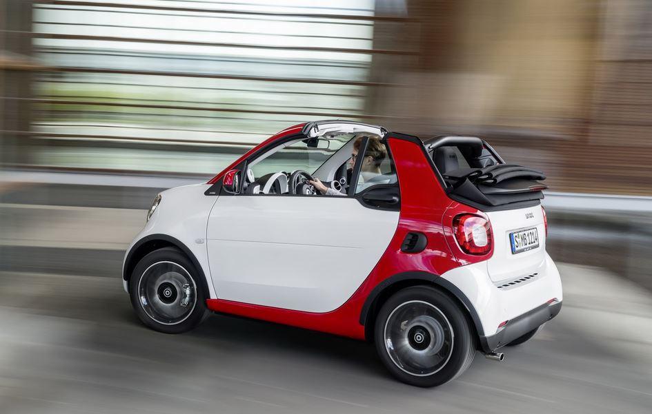 smart ForTwo cabrio 18