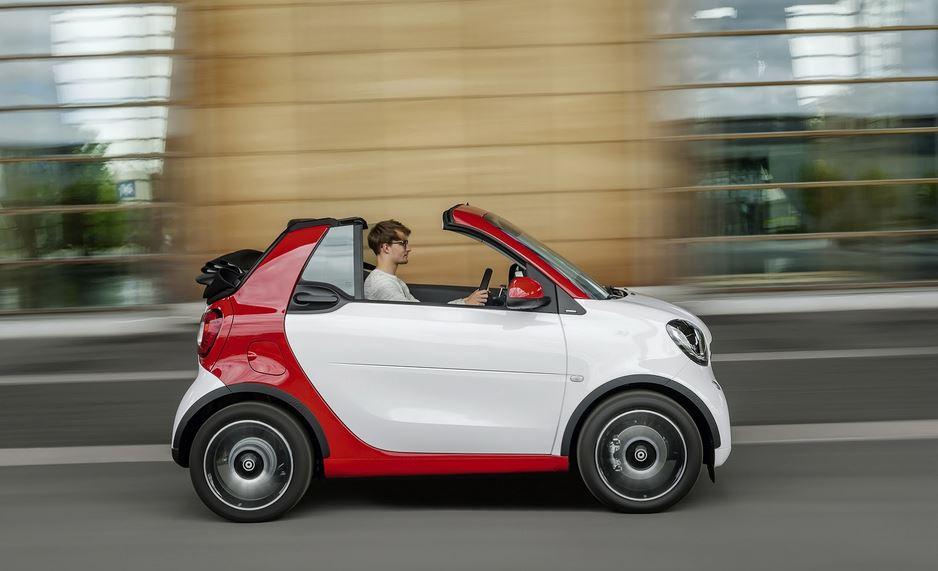 smart ForTwo cabrio 19