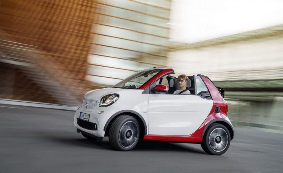 El Smart ForTwo Cabrio ya tiene precio en Alemania: No será barato