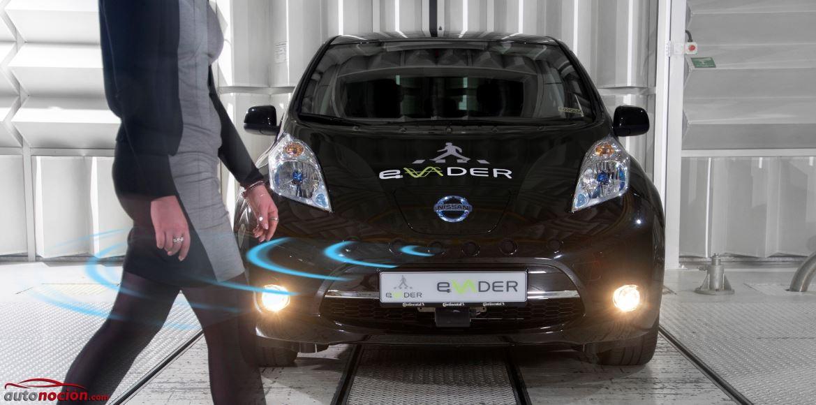 Proyecto eVADER: Así sonarán los eléctricos en el futuro, ¿Demasiado espectral?