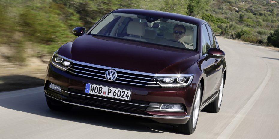 Ya a la venta el Volkswagen Passat más picante: 280 CV de potencia y sólo 5,5 segundos para alcanzar los 100 km/h