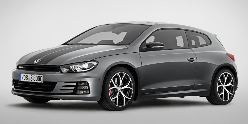 Regresa el Volkswagen Scirocco GTS: Decoración más racing y ahora sí, un motor prestacional