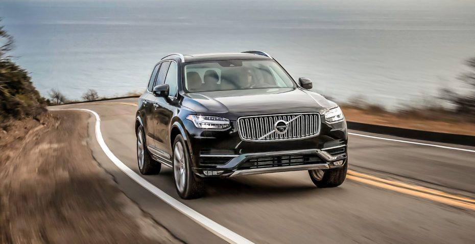 Las ventas del Volvo XC90 superan las previsiones salvajemente: Un nuevo Best Seller sueco