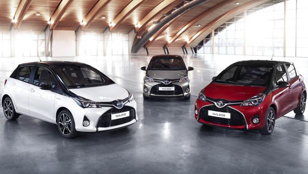 Primera imagen del Toyota Yaris Bi-Tone: Dos colores para el polivalente japonés