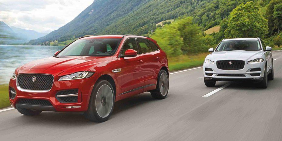 Todos los precios del nuevo Jaguar F-Pace: Arranca en unos atractivos 45.000 € con 180 CV diésel